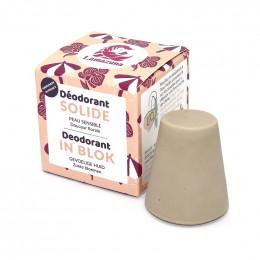 Déodorant solide - Peau sensible - Douceur florale - 30 ml