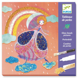 Glazen pareltjes workshop - Fairies