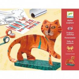 Knutselset - De tijger