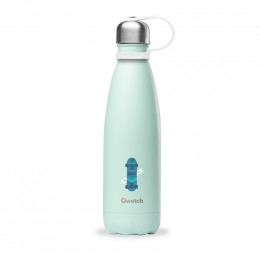 Bouteille nomade isotherme - 500 ml - Skateboard