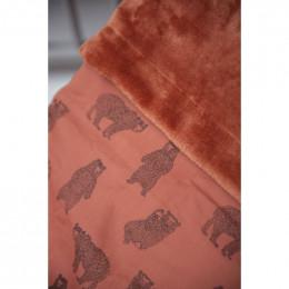 Fleece deken - 75x100cm - Brave Bear