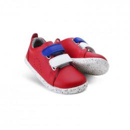 Schoenen I Walk - 637305 Grass Court Switch Red (Blueberry + White)