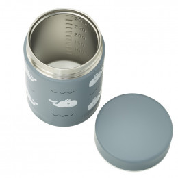 Thermos voedselcontainter 300 ml - Whale