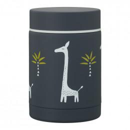 Thermos voedselcontainter 300 ml - Giraf