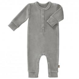 Pyjama velours Paloma grey