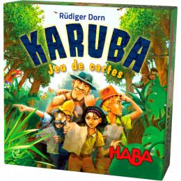 populair bordspel - Karuba