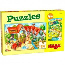 Puzzels - Boerderij