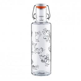 Bouteille en verre - 600 ml -