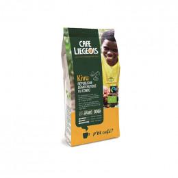 Café Bio et Fair Trade Kivu en grains - 250 g