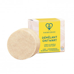 Démêmant solide - Cire et lemongrass - 60 g
