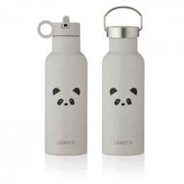 Neo drinkfles - Panda light grey