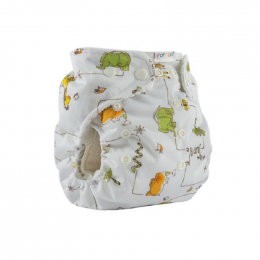 Culotte de prtection taille unique - Snap2Fit - Jungle