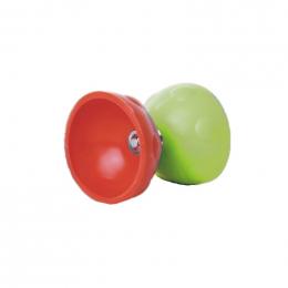 Reuzediabolo, rood and groen + 5 jaar