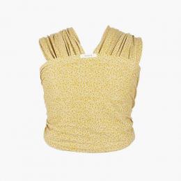 Echarpe de portage - Aura - Honeybee floral