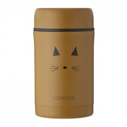 Bernard thermische bewaardoos - Cat mustard