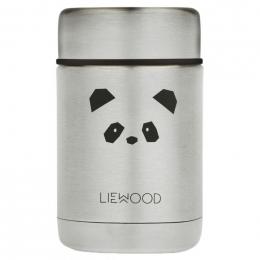 Nadja thermische bewaardoos - Panda stainless steel