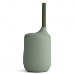 Ellis drinkbeker - Faune green/hunter green mix