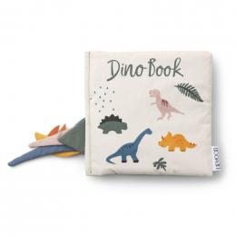 Stoffen boekje Dennis - Dino