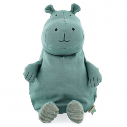 Grote knuffel - Mr. hippo