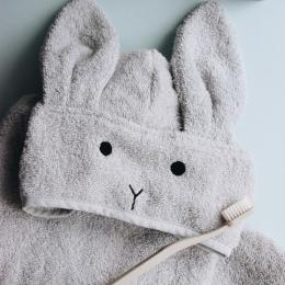 Albert badcape Rabbit dumbo grey