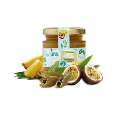 Préparation aux fruits Bio - Ananas et cardamome - à partir de 3 ans