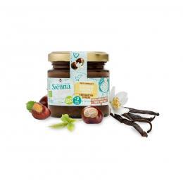 Préparation aux fruits Bio - Châtaigne et vanille - à partir de 3 ans