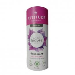 Solide deodorant stick - Super Leaves - White Tea Leaves