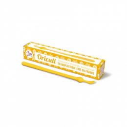Herbruikbaar oorstokje - Oriculi - Bioplastic - Geel