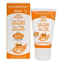 Baby Zonnemelk Zeer hoge bescherming SFP50 100% mineraal en natuurlijk – 50g